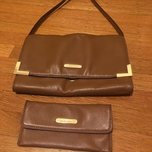 Wallet and purse set